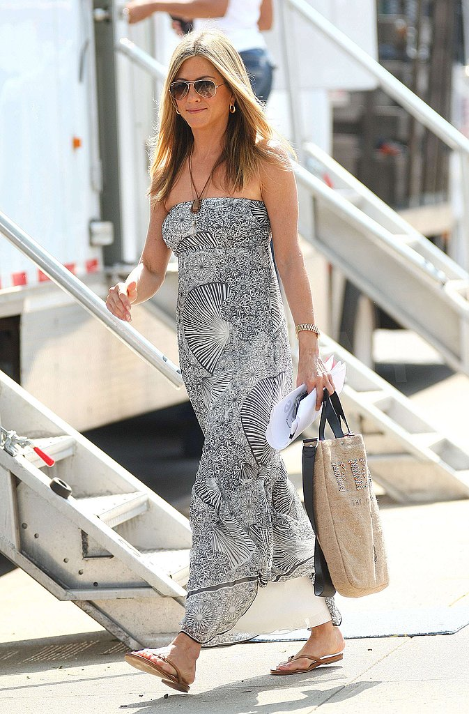 Photos of Jennifer Aniston in Queens