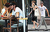 Photos of Shia LaBeouf, Carey Mulligan at Lunch, Wall Street 2 Costars Reportedly Spotted Kissing