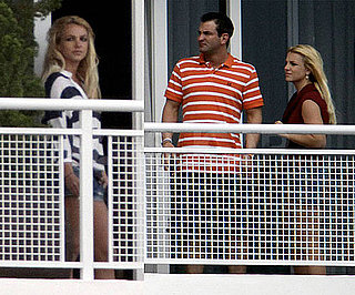 Photos of Britney Spears And Bryan Spears Together in Miami