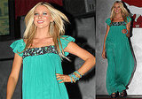 Photos of Stephanie Pratt on the Catwalk