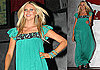 Photos of Stephanie Pratt on Runway for Catwalk in LA