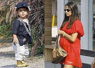 Photos of Pregnant Camila Alves, Celebrity Baby Levi McConaughey in Malibu