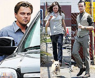 Photos of the LA Set of Inception