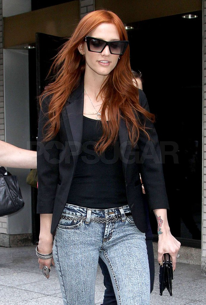 Photos of Ashlee Simpson in NYC