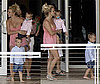 Photos of Britney and the Boys in Miami