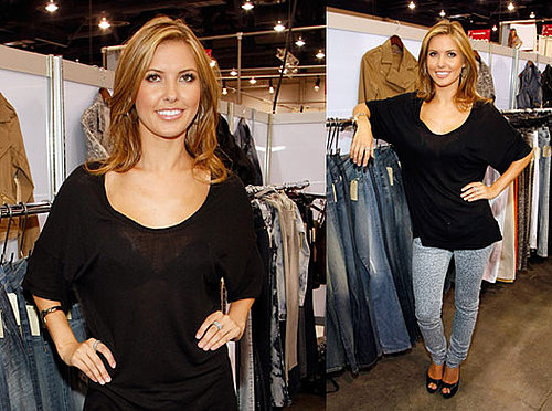 Photos of Audrina Patridge Talking About Her New Show, Sorority Row, Fighting With Kristin Cavallari