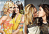 Photos of Drew Barrymore and Ellen Page on the Cover of Marie Claire Magazine 2009-09-11 05:00:00