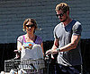 Photo Slide of Rebecca Gayheart and Eric Dane in LA