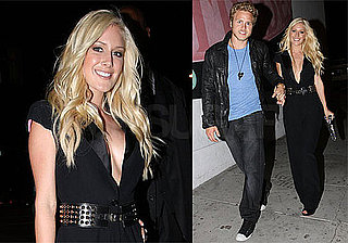 Photos of Heidi Montag, Spencer Pratt Filming The Hills in LA
