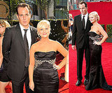 Photos of Amy Poehler and Will Arnett on Red Carpet at 2009 Primetime Emmy Awards 2009-09-20 17:04:12