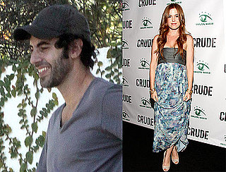 Photos of Isla Fisher Attending Screening of Crude Documentary While Sacha Stays Home With Olive