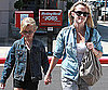 Photos of Reese Witherspoon and Ava Phillippe Eating Lunch in LA