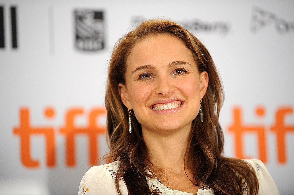 Photos of Natalie Portman at TIFF