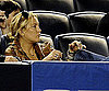 Slide Photo of Kate Hudson at Alex Rodriguez Yankees Game Playing Angels