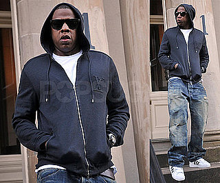 Photos of Jay-Z in Glasgow, Beat Elvis Presley for Most Number One Songs Held by Solo Artist