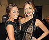 Slide Photo of Lauren Conrad and Whitney Port at Brooklyn Music Academy