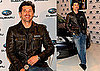 Photos of Patrick Dempsey Promoting Subaru in Spain 2009-09-26 07:00:00