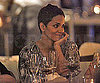 Slide Photo of Halle Berry Having Dinner With Friends at BOA in LA