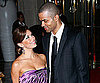 Slide Photo of Eva Longoria and Tony Parker at an Event in Paris
