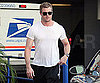 Slide Photo of Eric Dane Walking in LA