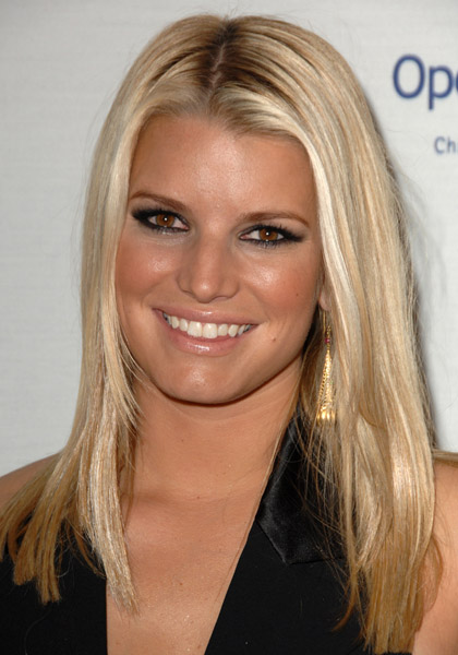 Photos of Jessica Simpson at Smile Event