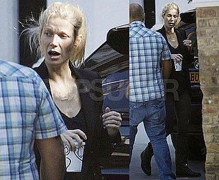 Photos of Gwyneth Paltrow in London Outside Her Home