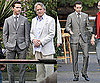 Photos of Shia LaBeouf and Michael Douglas in NYC 2009-10-07 13:30:58
