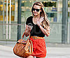 Slide Photo of Lauren Conrad Walking In LA