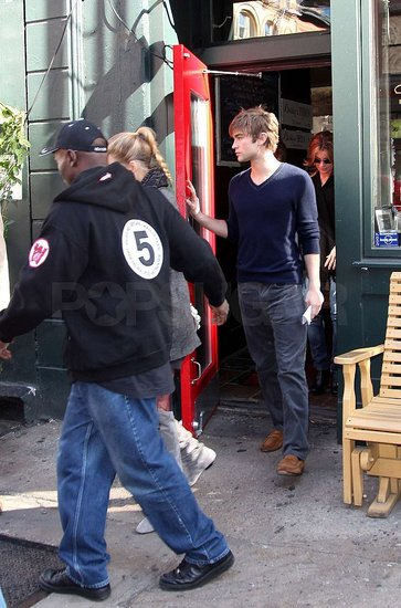 Photos of Blake and Chace in NYC