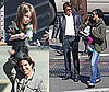Photos of Tom Cruise, Katie Holmes and Suri Cruise on the Set of Wichita with Tom in Boston 2009-10-08 11:02:52