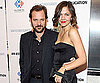 Slide Photo of Maggie Gyllenhaal and Peter Sarsgaard at An Education Premiere in NYC