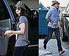 Photos of Megan Fox and Brian Austin Green at The Vets Office 2009-10-09 10:26:40