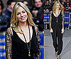 Photos and Video of Sienna Miller on The Late Show