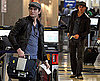 Photos of Peter Facinelli at LAX 2009-10-13 13:59:30