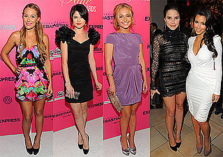 Photos of the 2009 Hollywood Style Awards 2009-10-12 12:30:23