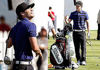 Photos of Justin Timberlake Golfing at His Annual Charity Golf Tournament