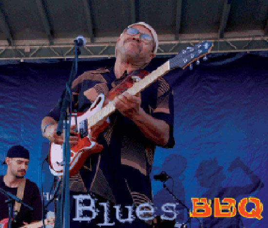 Hudson River Park's Blues BBQ