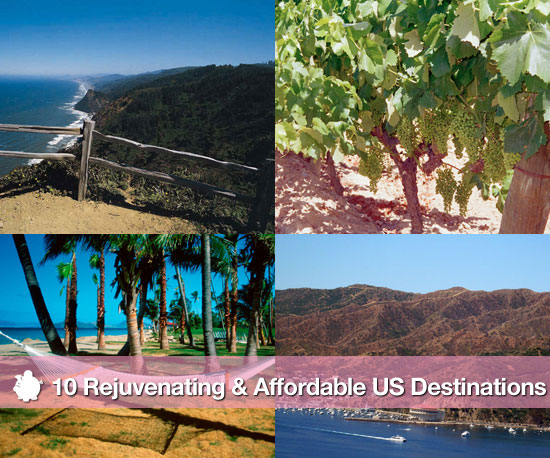 Affordable US Destinations