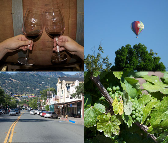 Get a Taste of Wine Country For Less in Calistoga