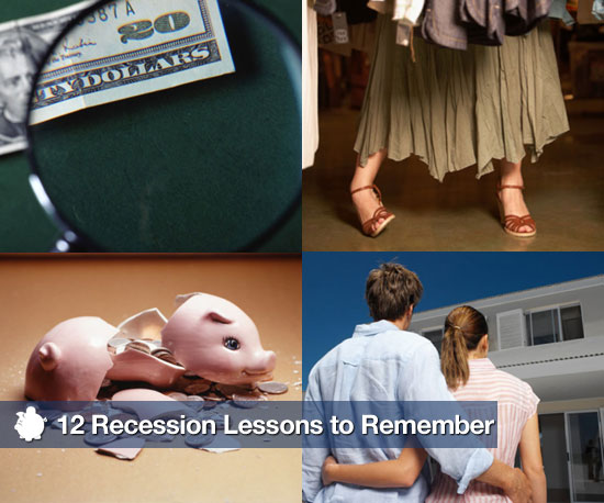 Recession Lessons to Remember