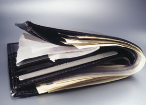 Do You Have an Overstuffed Wallet?