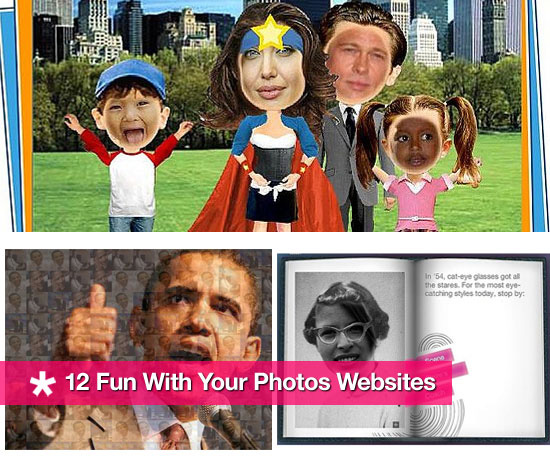 12 Fun With Your Photos Websites