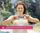 5 Useful Photography Tips