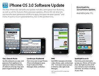 Daily Tech: iPhone OS 3.0 Available Today