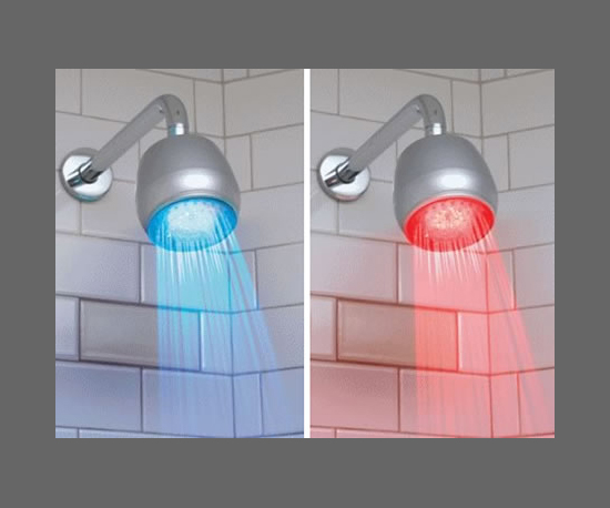LED Shower Light