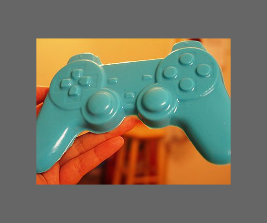 Video Game Controller Soap