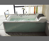 Cosmo Hydromassage TV Bathtub