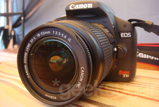 Canon Rebel T1i Photos