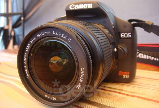 Canon Rebel T1i Photos