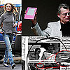 Celeb Geeks: Stars Who Love the Kindle